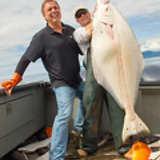 Alaska Halibut Fishing